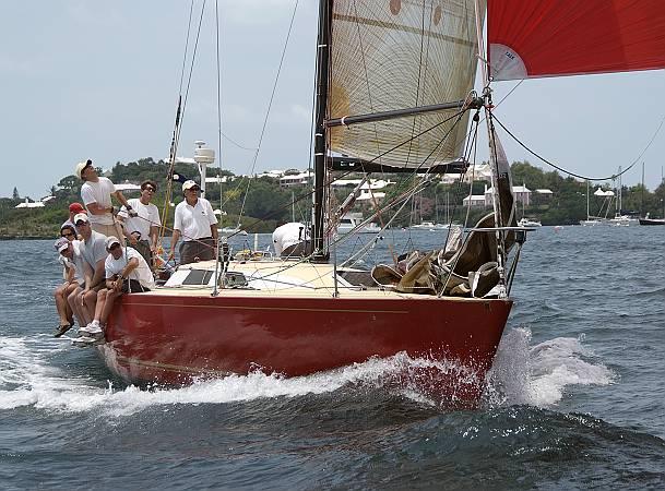 Bermuda RBYC Reg 24474