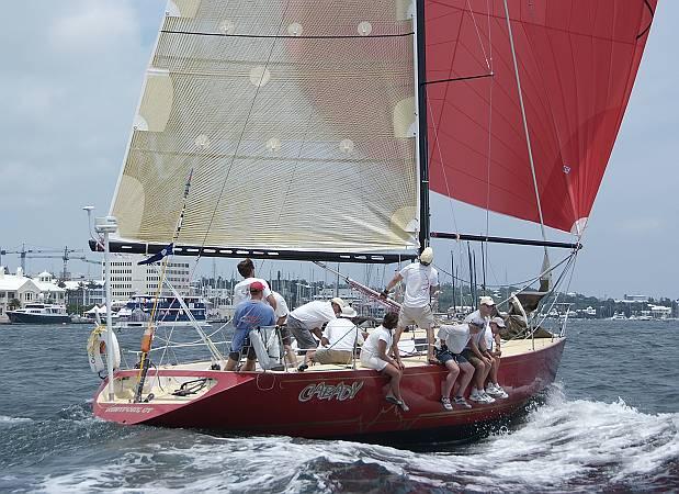 Bermuda RBYC Reg 24476