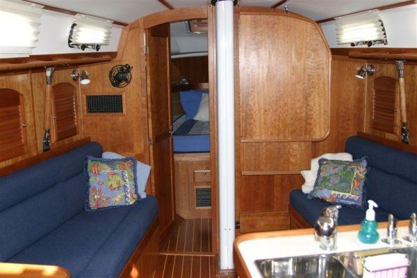 S362 main cabin